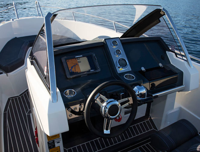 Askeladden C61 Center Console