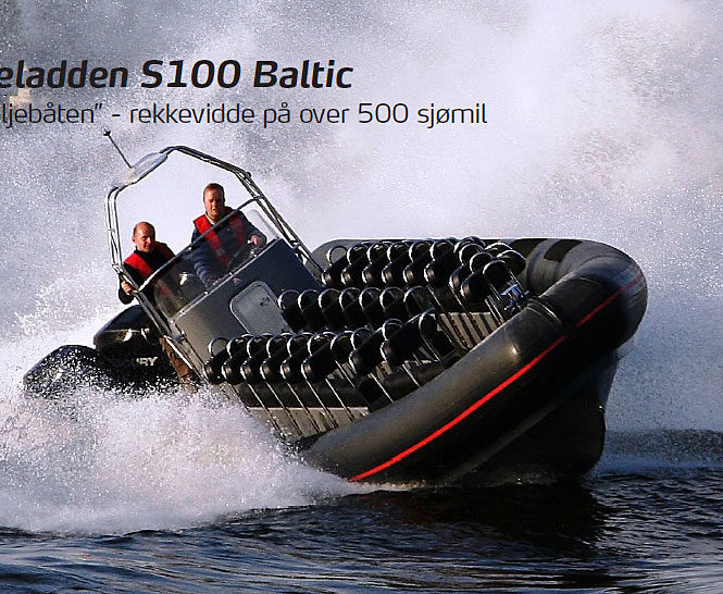 Askeladden Custom Line S100 Baltic
