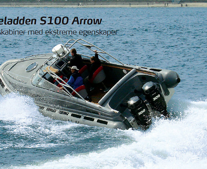 Askeladden Custom Line S100 Arrow