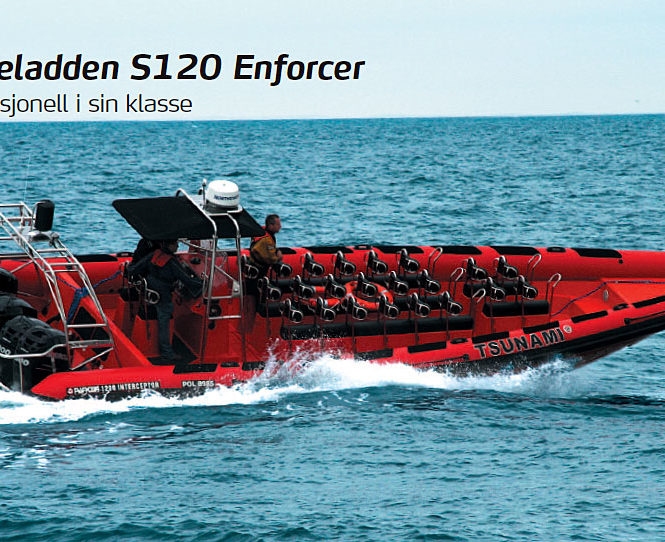 Askeladden Custom Line S120 Enforcer