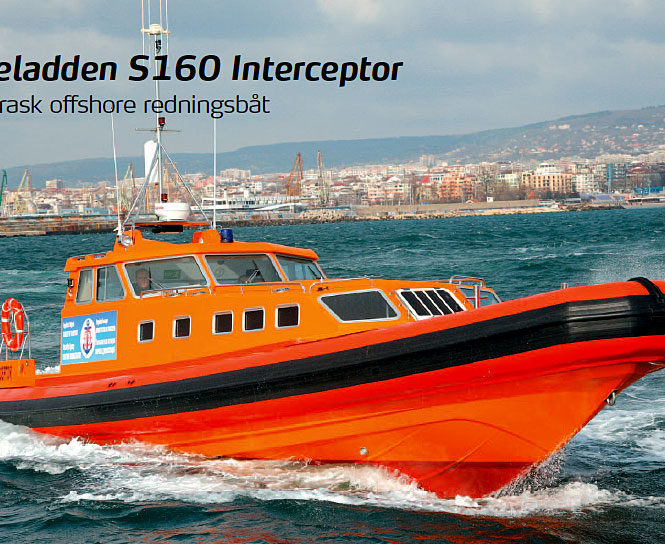 Askeladden Custom Line S160 Interceptor