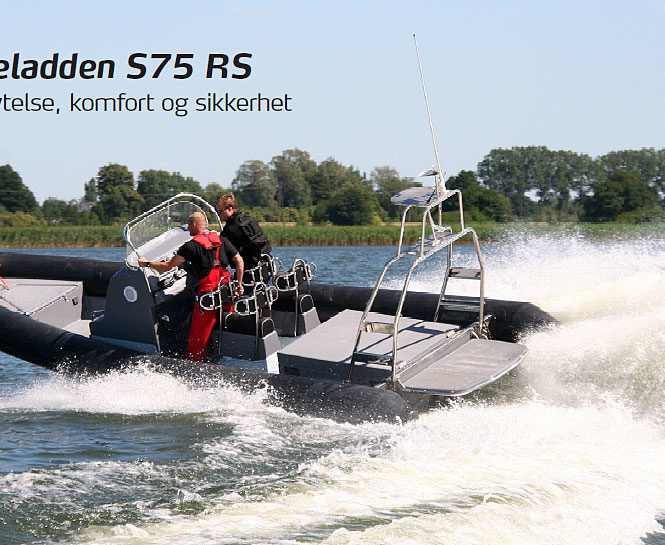 Askeladden Custom Line S75 RS