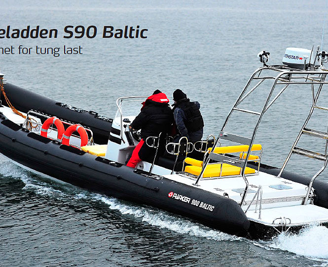 Askeladden Custom Line S90 Baltic
